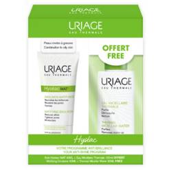 Set Matificante: Hyseac Mat 40ml + Agua Micelar Termal piel mixta a grasa