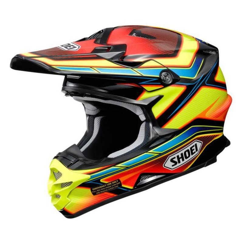 SHOEI HELMETS - Casco Moto Shoei VFX-W Capacitor TC-3