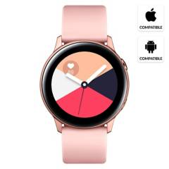 Samsung - Smartwatch Galaxy Watch Active Rose