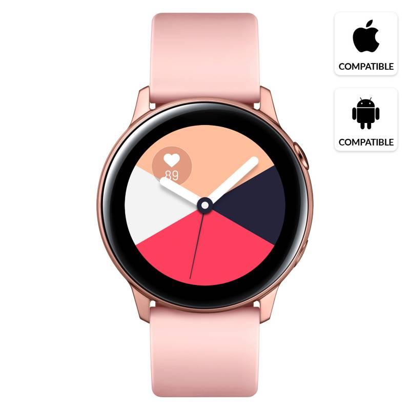 SAMSUNG - Smartwatch Galaxy Watch Active Rose