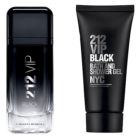 212 Vip Men Black EDP 100 ML + Shower Gel 100 ML