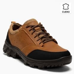 Zapato Casual Hombre PA025 Brown