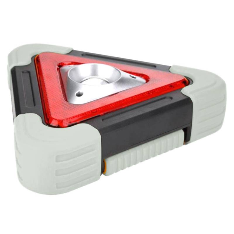 BOLT - Led Solar Recargable Reflector Auto/Casa/+