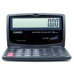 CASIO - Calculadora Plegable SX-220