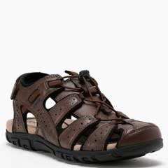 Geox - Sandalia Hombre Uomo Sandal Strada