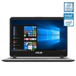 """Notebook X407 Intel Core i3 1TB DD 4GB RAM 14"""""""