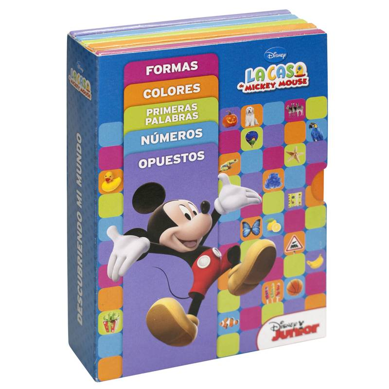 Lexus - Descubriendo mi Mundo Mickey Mouse
