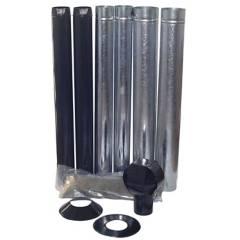 URSUS TROTTER - Complemento Ecowood Kit Chimenea 1 Piso C.A.G. 5