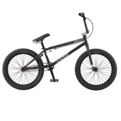 GT<BR>BICICLETA FREESTYLE ARO 20 M TEAM BLK 20.75