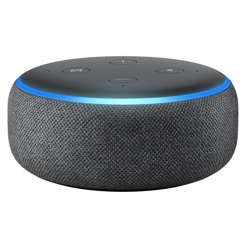 ECHO - Dot 3ra Gen Charcoal