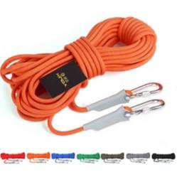 Cuerda escalada 20m diámetro 8mm color azar