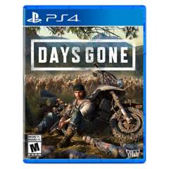 PLAYSTATION - Days Gone PS4