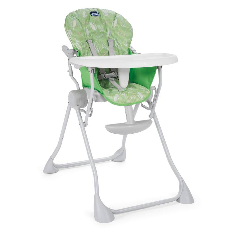 Chicco - Silla De Comer Pocket Meal Summer Green