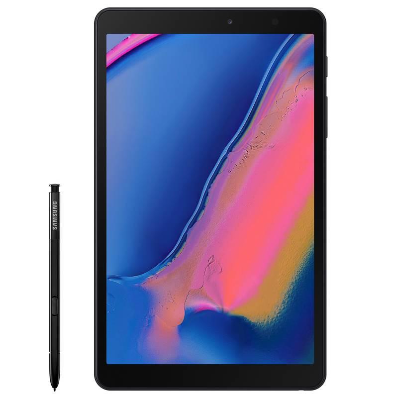 """Samsung - Galaxy Tab A 8 + S Pen (8"""", 32GB, WIFI, Grey)"""