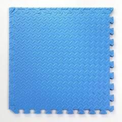 PELLITOS - Pack 2 Goma Eva Pisos 62X62X2,5cm Azul