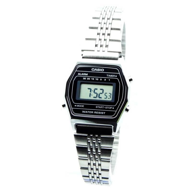 Casio - Reloj Mujer Vintage LA-690WA-1