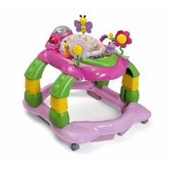 DELTA CHILDREN - MK Centro De actividades 3 en 1 Floral Garden Delt