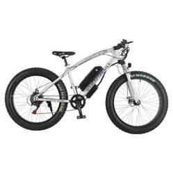 Bicicleta Eléctrica Fatbike 7 Cambios 3 Tiempos
