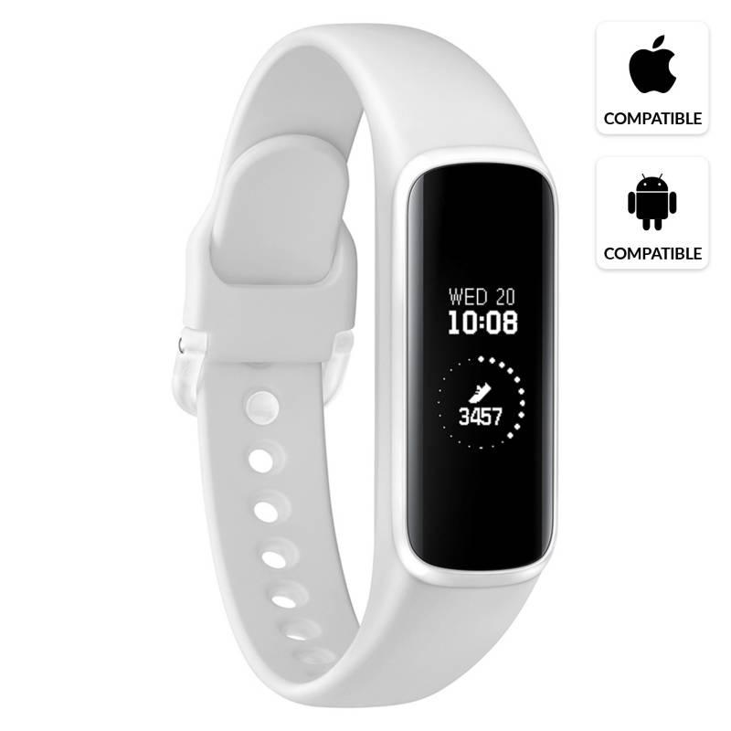 Samsung - Smartwatch Galaxy Fit e White