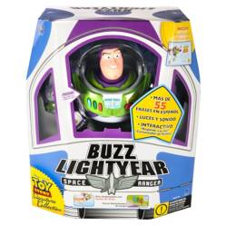 Figura Buzz Lightyear Space Ranger Toy Story 4