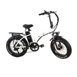 Fahren - Bicicleta Eléctrica Klapp + 500 Blanca