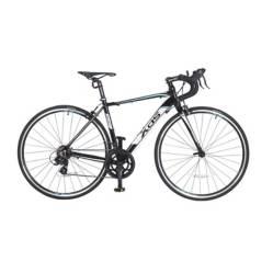 "Bicicleta Ruta 700 Alum. Rx280 51"" Negro/Blanco"