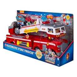 Ultimate Fire Truck Playset Paw Patrol