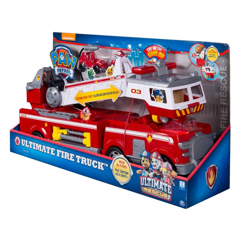 Paw Patrol - Ultimate Fire Truck Playset Paw Patrol