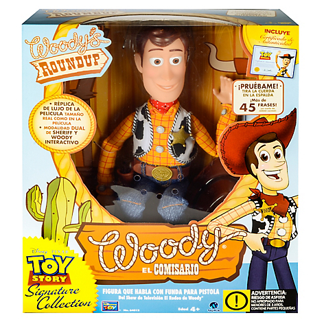 Woody The Sheriff