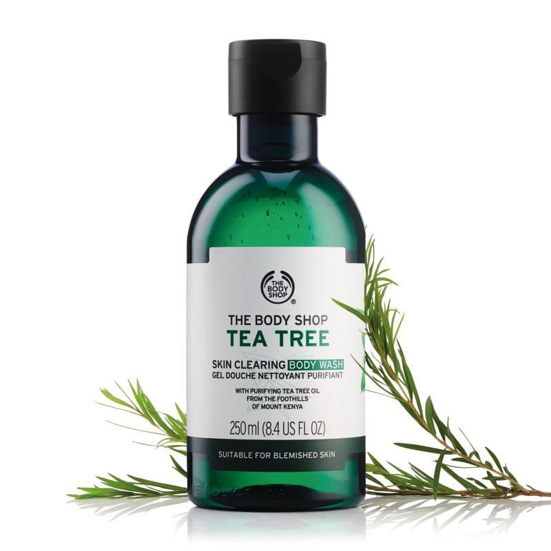 The Body Shop - Body Wash Tea Tree 250 ml