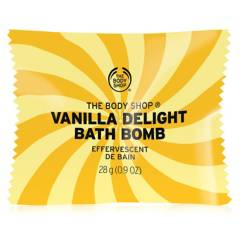The Body Shop - Bath Bomb Vanilla Delight 28 g