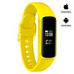 Smartwatch Galaxy Fit e Yellow