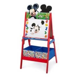 DELTA CHILDREN - Pizarra 2 En 1 Mickey Delta Children