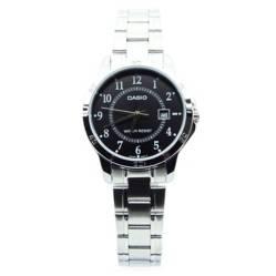 Casio - Reloj Mujer Metal LTP-V004D-1B