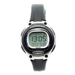 Casio - Reloj Digital Doble hora Alarma y Cronometro