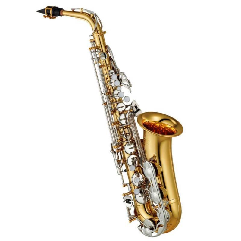 Yamaha - Yamaha Saxofón Alto Yas-26