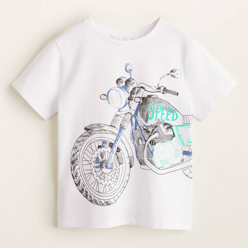 Mango Kids - Camiseta Estampada