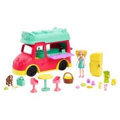 Polly Pocket - Camión de Licuados