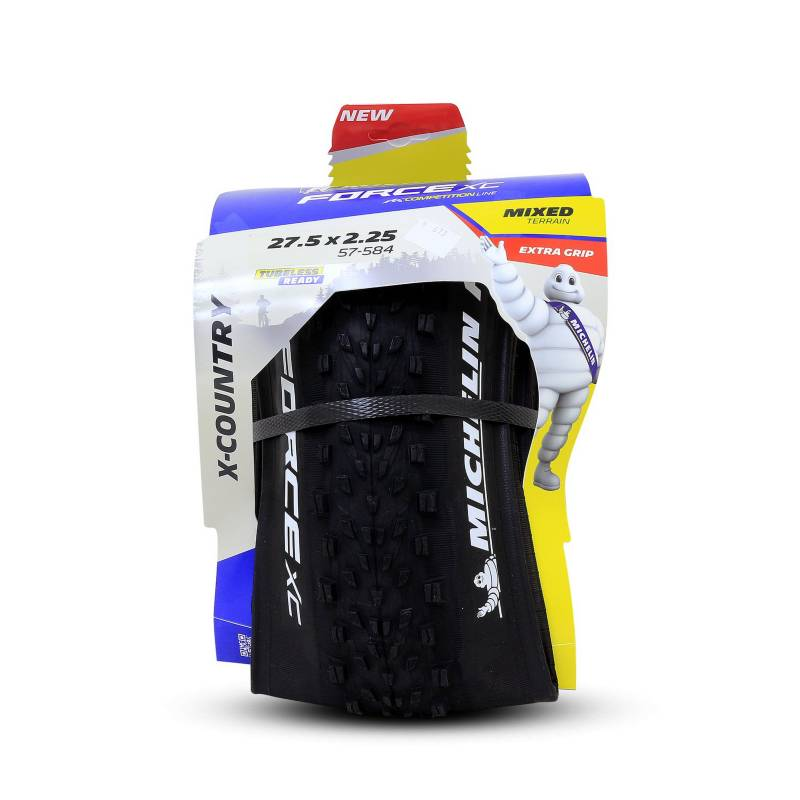 Michelin - Neumático 27.5X2.25 Force Xc Comp Line Ts