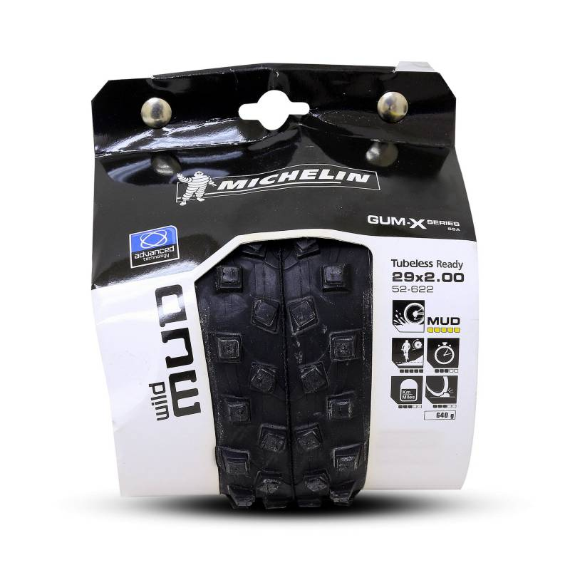Michelin - Neumático 29X2.00 Wildmud Advanced Ts