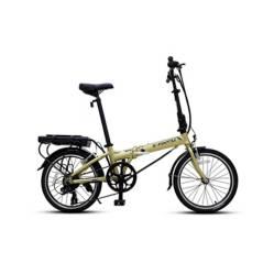 "FANTOM - Bicicleta E-Fantom 20"" Plegable"