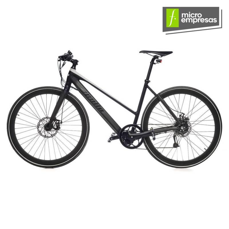 ZEECLO - Bicicleta Eléctrica Urbana Mujer
