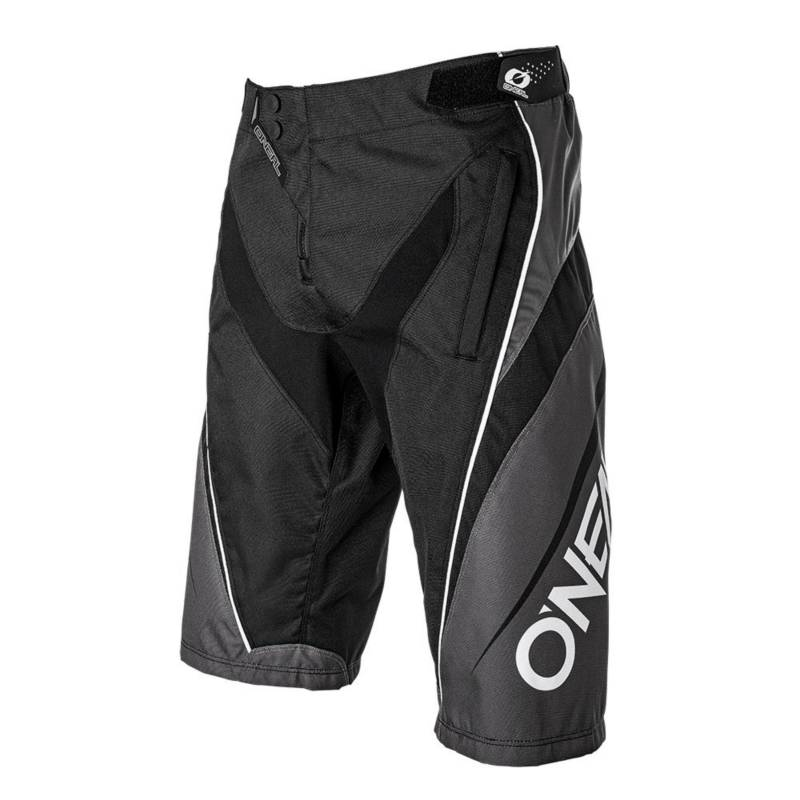 O`NEAL - Short Element Fr Gris/Negro Bicicleta