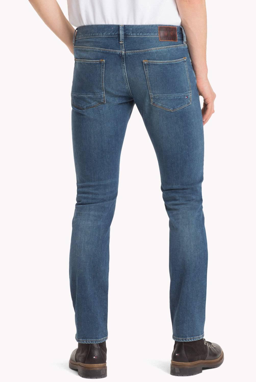 TOMMY HILFIGER - Jeans Denton Straight Cascade