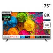 "Samsung - QLED SAMSUNG 75"" Q900R 8K Smart TV"
