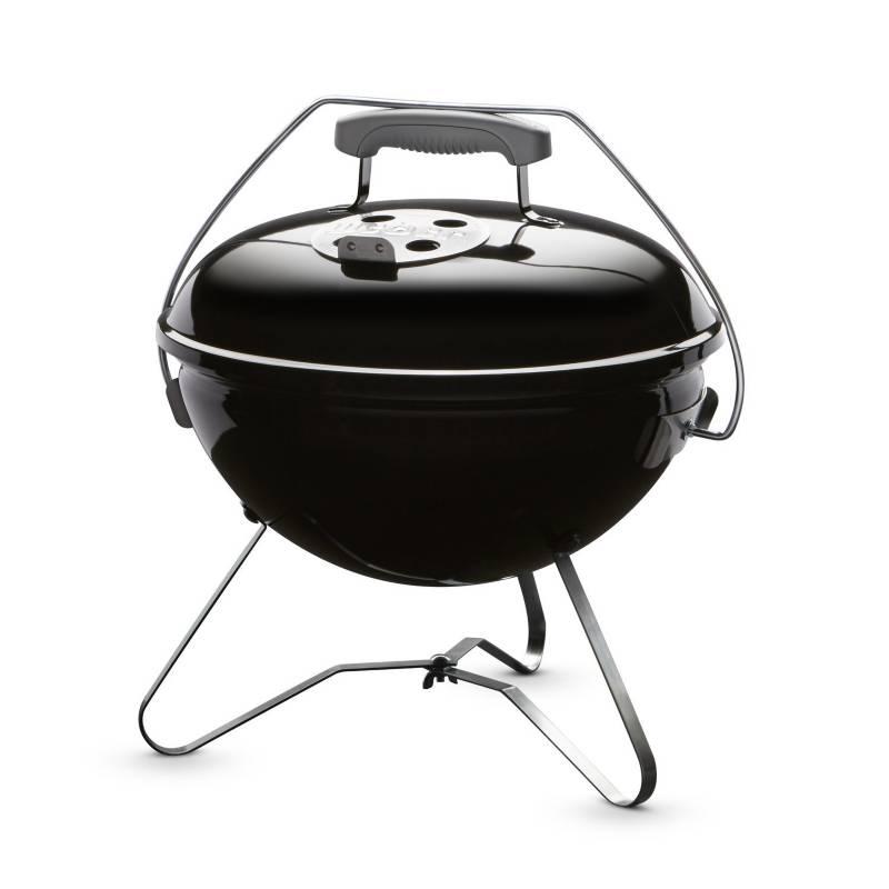 WEBER - Parrilla Portátil a Carbón Smokey Joe de 36 cm
