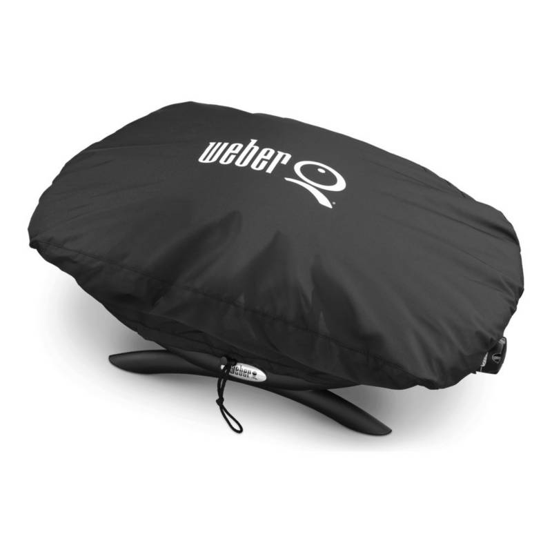WEBER - Funda Bonnet para Parrilla Portátil Q1200