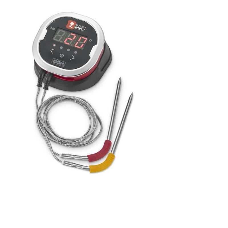 WEBER - Termómetro Bluetooth con Pantalla Digital