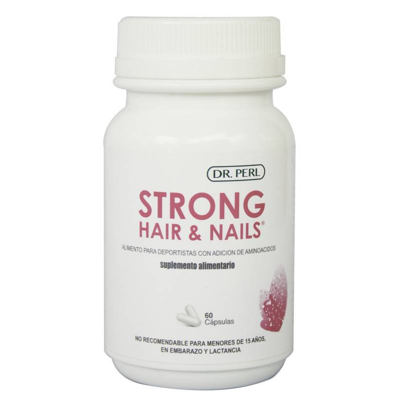 DR.PERL - Strong Hair & Nails.