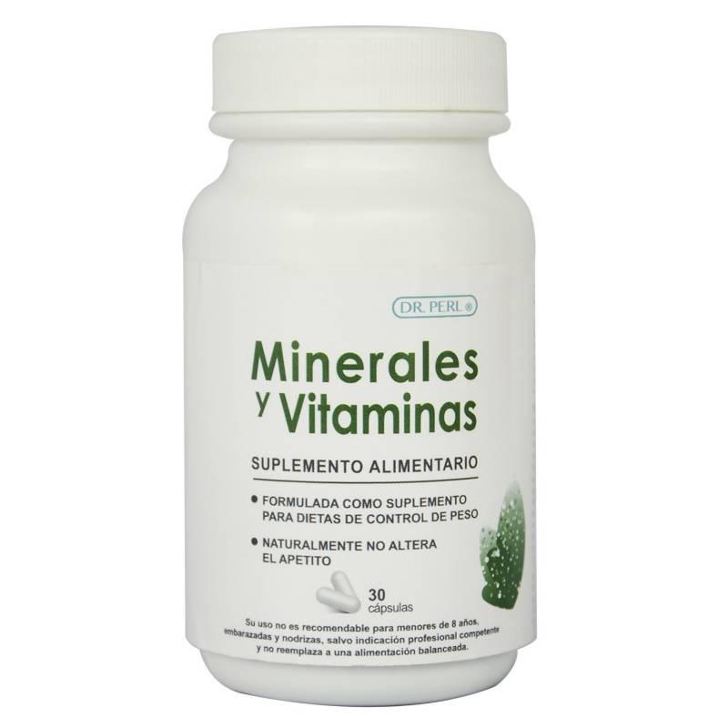 DR.PERL - Minerales Y Vitaminas
